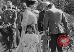 Image of royal families Austria, 1911, second 8 stock footage video 65675072171
