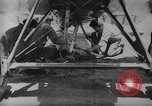 Image of mid-air refueling San Diego California USA, 1923, second 36 stock footage video 65675072184