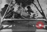 Image of mid-air refueling San Diego California USA, 1923, second 40 stock footage video 65675072184
