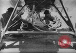 Image of mid-air refueling San Diego California USA, 1923, second 41 stock footage video 65675072184