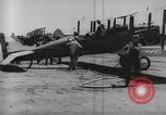 Image of mid-air refueling San Diego California USA, 1923, second 42 stock footage video 65675072184