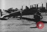 Image of mid-air refueling San Diego California USA, 1923, second 44 stock footage video 65675072184