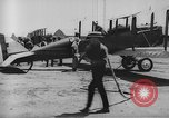 Image of mid-air refueling San Diego California USA, 1923, second 46 stock footage video 65675072184