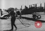 Image of mid-air refueling San Diego California USA, 1923, second 47 stock footage video 65675072184