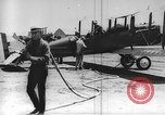Image of mid-air refueling San Diego California USA, 1923, second 48 stock footage video 65675072184