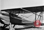 Image of modern airplanes Michigan United States USA, 1926, second 43 stock footage video 65675072189