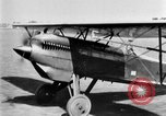 Image of modern airplanes Michigan United States USA, 1926, second 49 stock footage video 65675072189