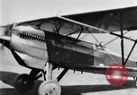 Image of modern airplanes Michigan United States USA, 1926, second 50 stock footage video 65675072189