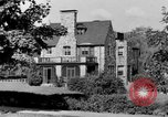 Image of Beautiful residential neighborhoods and parks Washington DC USA, 1935, second 30 stock footage video 65675072202
