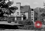 Image of Beautiful residential neighborhoods and parks Washington DC USA, 1935, second 32 stock footage video 65675072202