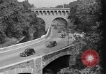 Image of Commuters driving to Washington, DC, on Rock Creek Parkway Washington DC USA, 1935, second 7 stock footage video 65675072204