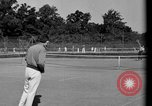 Image of Commuters driving to Washington, DC, on Rock Creek Parkway Washington DC USA, 1935, second 48 stock footage video 65675072204