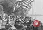 Image of Boating activities around Hains Point Park Washington DC USA, 1935, second 19 stock footage video 65675072205