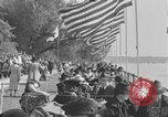Image of Boating activities around Hains Point Park Washington DC USA, 1935, second 20 stock footage video 65675072205