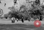 Image of Various views and activities in National Capital Area parks Washington DC USA, 1935, second 21 stock footage video 65675072206