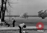 Image of Various views and activities in National Capital Area parks Washington DC USA, 1935, second 23 stock footage video 65675072206