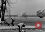 Image of Various views and activities in National Capital Area parks Washington DC USA, 1935, second 24 stock footage video 65675072206