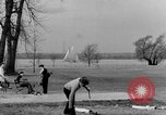 Image of Various views and activities in National Capital Area parks Washington DC USA, 1935, second 25 stock footage video 65675072206