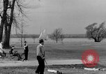 Image of Various views and activities in National Capital Area parks Washington DC USA, 1935, second 26 stock footage video 65675072206