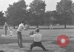 Image of Various views and activities in National Capital Area parks Washington DC USA, 1935, second 52 stock footage video 65675072206