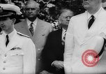 Image of King Peter North America, 1942, second 14 stock footage video 65675072211