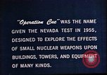 Image of Operation Cue Nevada United States USA, 1964, second 2 stock footage video 65675072219