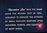 Image of Operation Cue Nevada United States USA, 1964, second 3 stock footage video 65675072219