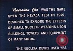 Image of Operation Cue Nevada United States USA, 1964, second 8 stock footage video 65675072219