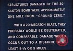 Image of Operation Cue Nevada United States USA, 1964, second 46 stock footage video 65675072219