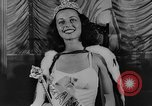 Image of beauty contest Atlantic City New Jersey USA, 1946, second 25 stock footage video 65675072228