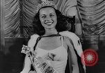 Image of beauty contest Atlantic City New Jersey USA, 1946, second 26 stock footage video 65675072228