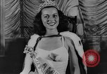 Image of beauty contest Atlantic City New Jersey USA, 1946, second 27 stock footage video 65675072228