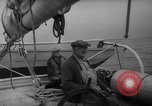 Image of oyster fishing New Jersey United States USA, 1946, second 10 stock footage video 65675072232