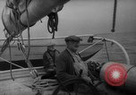 Image of oyster fishing New Jersey United States USA, 1946, second 11 stock footage video 65675072232
