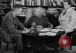 Image of Albert Einstein peaceful use of atomic power Princeton New Jersey USA, 1946, second 16 stock footage video 65675072233