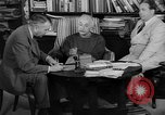 Image of Albert Einstein peaceful use of atomic power Princeton New Jersey USA, 1946, second 46 stock footage video 65675072233