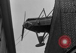 Image of landing on roof New York United States USA, 1933, second 23 stock footage video 65675072248