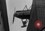 Image of landing on roof New York United States USA, 1933, second 26 stock footage video 65675072248