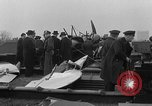 Image of landing on roof New York United States USA, 1933, second 29 stock footage video 65675072248