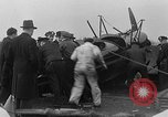 Image of landing on roof New York United States USA, 1933, second 34 stock footage video 65675072248