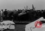 Image of landing on roof New York United States USA, 1933, second 58 stock footage video 65675072248