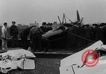 Image of landing on roof New York United States USA, 1933, second 59 stock footage video 65675072248