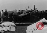 Image of landing on roof New York United States USA, 1933, second 60 stock footage video 65675072248