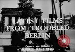 Image of police Berlin Germany, 1951, second 2 stock footage video 65675072258
