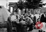 Image of police Berlin Germany, 1951, second 11 stock footage video 65675072258
