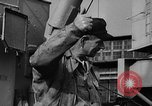 Image of Surplus food distributed for starving East Germans Germany, 1951, second 14 stock footage video 65675072259
