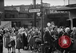 Image of Surplus food distributed for starving East Germans Germany, 1951, second 19 stock footage video 65675072259