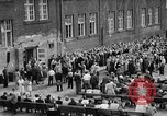 Image of Surplus food distributed for starving East Germans Germany, 1951, second 28 stock footage video 65675072259
