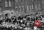 Image of Surplus food distributed for starving East Germans Germany, 1951, second 29 stock footage video 65675072259