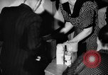 Image of Surplus food distributed for starving East Germans Germany, 1951, second 35 stock footage video 65675072259